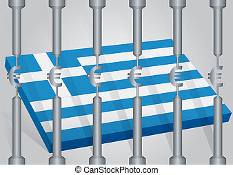 Greece behind the strictness