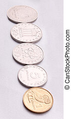 Greece coins