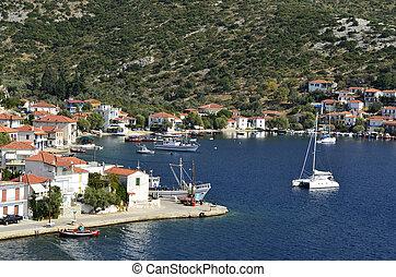 Greece, Pilion, Agia Kiriaki village