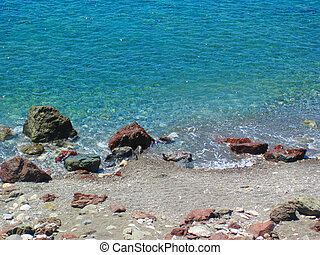 Greece sea