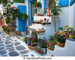 Greece - Tourist attractions in Greece.