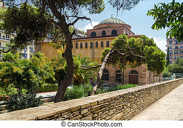 Thessaloniki, church of Hagia Sophia