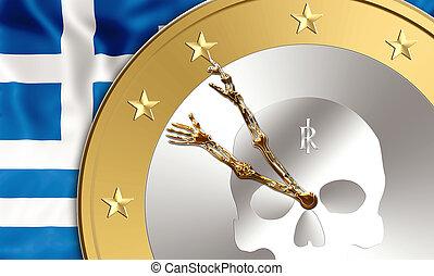 Greece time