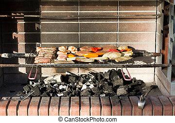 Greek barbeque
