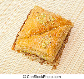 Greek desert Baklava