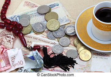 Greek financial nighmare