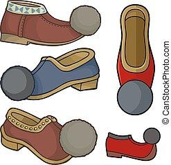 Greek Folk Shoes