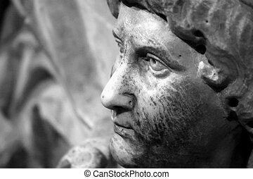 Greek God - Bust of a Greek God