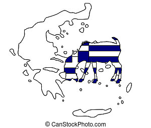 Greek he-goat