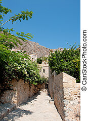 Greek Monemvasia
