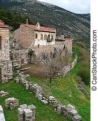greek monestary