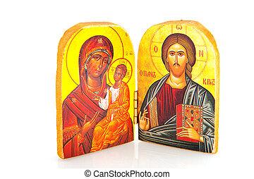 Greek orthodox religion