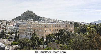 Greek Parliament Athens