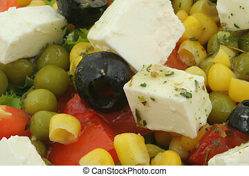 greek salad #4 (real