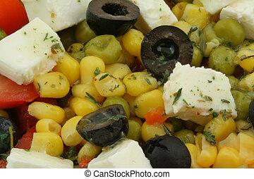 greek salad #5 (real