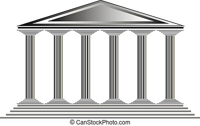 Greek temple
