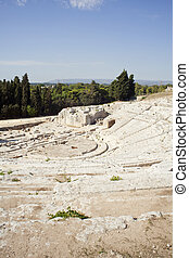 Greek theater, Neapolis of Syracuse