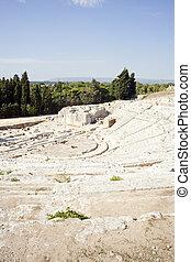 Greek theater, Neapolis of Syracuse