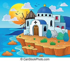 Greek theme image 6