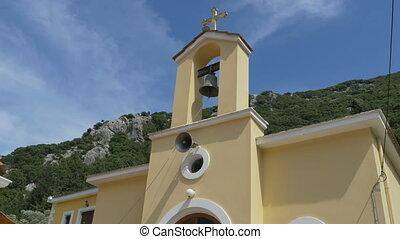 Greek Traditional Church - Greek old Orthodox church.