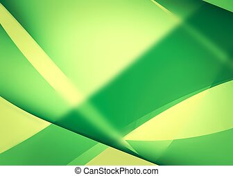 green abstrack background