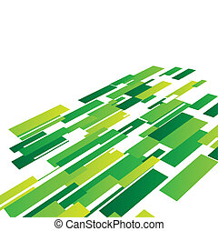 green abstract background - gree abstract background with...