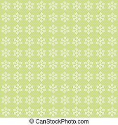 Green abstract christmas. Vector illustration
