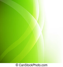 Green Abstract Eco Background