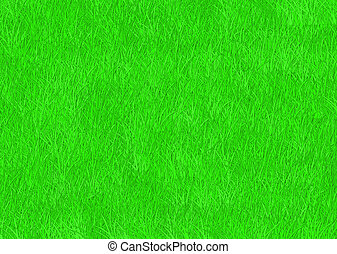 green abstract painting background