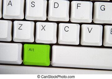 Green Alt