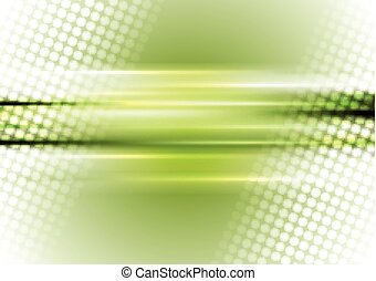 Green and white abstract shiny background - Green white...