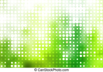Green and White Glowing Futuristic Light Background - Green ...
