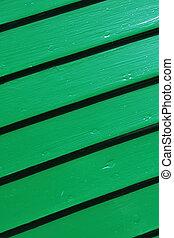 Green Angles