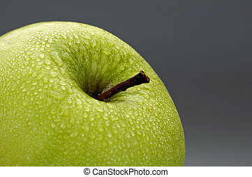 apple - green apple close-up