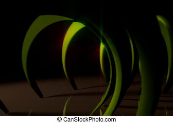 Green Arches