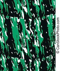 green artistic background design