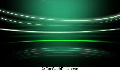 Green Basic Stroke seamless