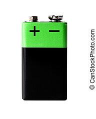 green battery
