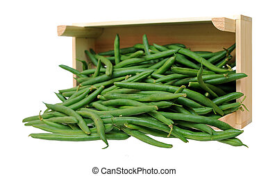 green bean in case