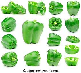 green bell pepper