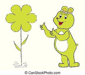 Green Bio Bear.