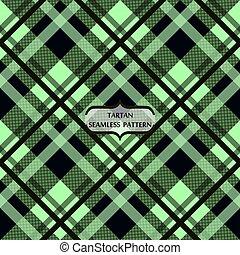 Green Black White Diamond Background Vector Illustration
