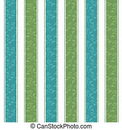 Green Blue Line Pattern Background
