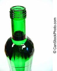 Green Bottle I