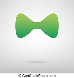 Green Bow Tie icon