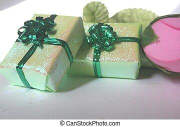 green Boxes II