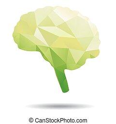 green brain polygon