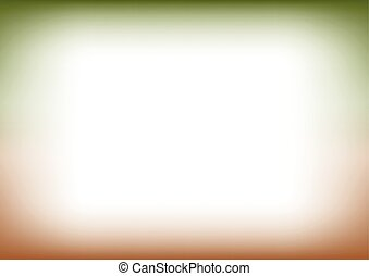 Green Brown Copyspace Background