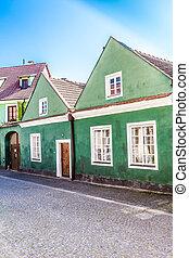 Green Buildings - Trebon, Czech Republic, Europe - Buildings...