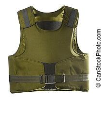 Green Bulletproof vest